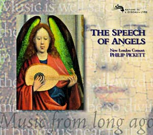 Speech of Angels CD box set Cover Image